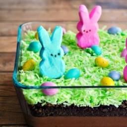 PEEPS Easter Bunny Dirt Cake Recipe