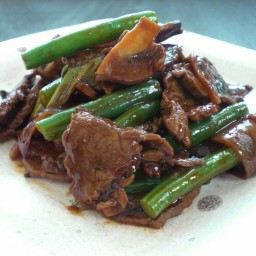 Peking Stir Fried Beef