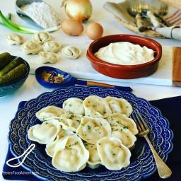 Pelmeni | Russian Dumplings (Пельмени)