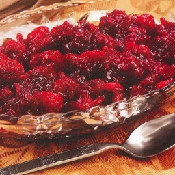 Penzey's Spice Cranberry Sauce