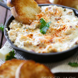 Pepper Jack Cheese Dip