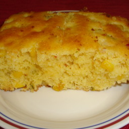Cornbread with Pepper Jack