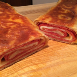 Pepperoni Bread & Sauce