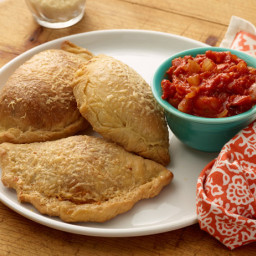 Pepperoni Pizza Pocket