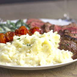 Perfect and Easy Mashed Potatoes + 10 Add-In Options