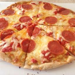 Perfect Gluten-Free Pizza
