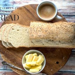 Perfect Gluten-Free Sandwich Bread