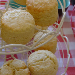 Perfect gluten-free scones
