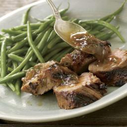 Perfect Grilled Pork Tenderloin
