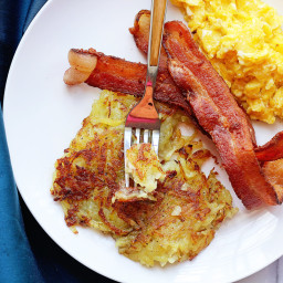 Perfect Hash Browns Recipe