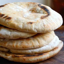 Perfect Homemade Pita Bread Recipe