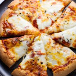 Perfect Homemade Pizza Dough