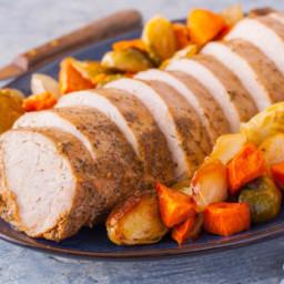 Perfect Pork Tenderloin