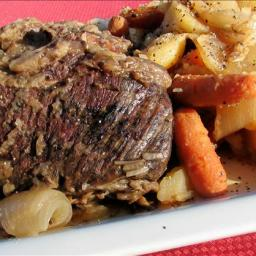 Perfect Slow Cooker Pot Roast