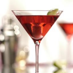 Perfect Red Apple Martini