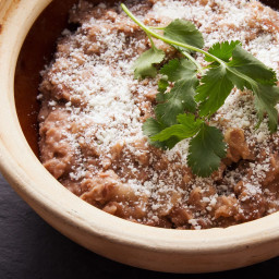 Perfect Refried Beans Recipe