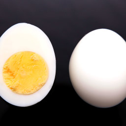 Perfect Steamed Boiled Eggs