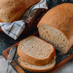 Perfect Whole Wheat Bread