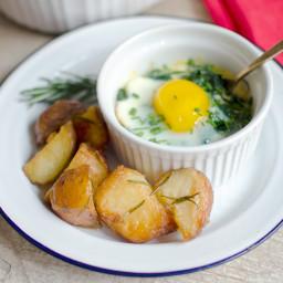 Perfect Crispy Breakfast Potatoes