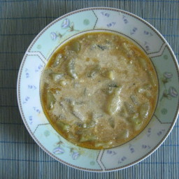 Persian Rhubarb Stew