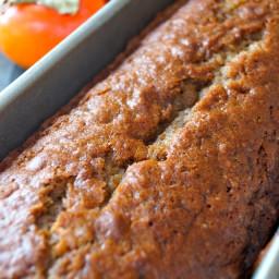 Persimmon Gingerbread Recipe