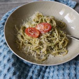 Pesto für Babys mit Brokkoli