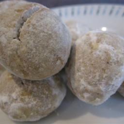 Pfeffernusse (German Pepper Nut Cookies )