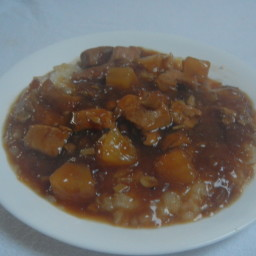 Philippine Pork or Chicken Adobo