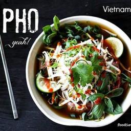 Pho: Vietnamese Beef Noodle Soup