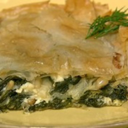 Phyllo Pie from Greece