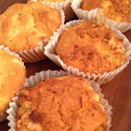 Piña Colada Muffins