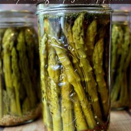Pickeled Asparagus
