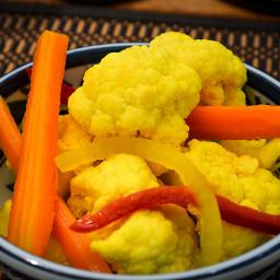 Pickles Cauliflower
