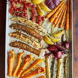 Picky Roasted Vegetables