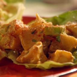 Picnic Potato and Chicken Salad