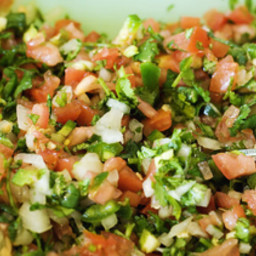 Pico de Gallo and Guacamole (RAR)