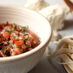 Pico de Gallo: Fresh Tomato Salsa