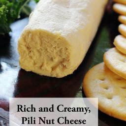 Pili Nut Cheese Recipe