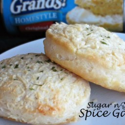 Pillsbury Parmesan Biscuits
