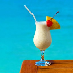 Pina Colada with Lime