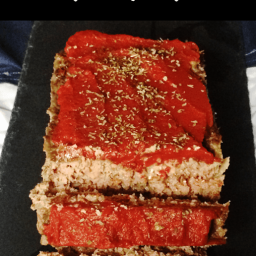Pine Nut Italian Meatloaf