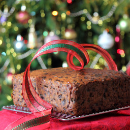 Pineapple Christmas Cake