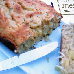 Pineapple Coconut Bread