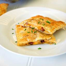 Pineapple Ham and Cheese Hand Pies