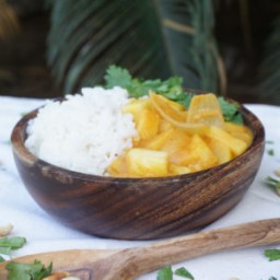 Pineapple Massaman Curry
