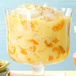 Pineapple Orange Trifle Recipe