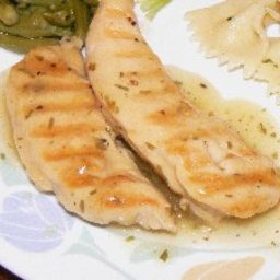 Pineapple Tarragon Chicken Breast