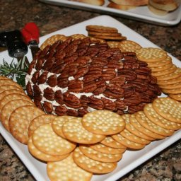 Pinecone Cheese Ball