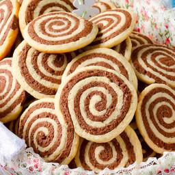 Pinwheel Cookies 🍪