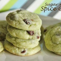 Pistachio Chip Cookies